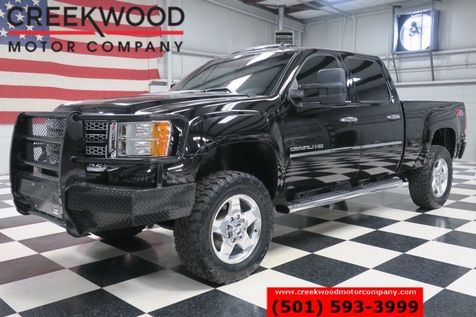 2013 GMC Sierra 2500HD Denali 4x4 Diesel Black Nav Roof Tv Dvd Chrome 20s in Searcy, AR