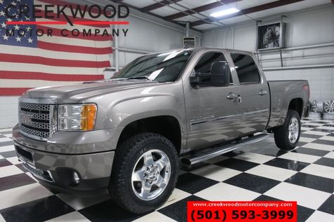 2013 GMC Sierra 2500HD Denali 4x4 Diesel Chrome 20s Nav Sunroof New Tires in Searcy, AR