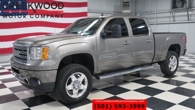2013 GMC Sierra 2500HD Denali 4x4 Diesel 20s Nav Roof New Tires Leveled