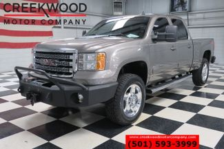 2013 GMC Sierra 2500HD SLT 4x4 Diesel 1 Owner Roof Chrome 20s Winch CLEAN in Searcy, AR 72143