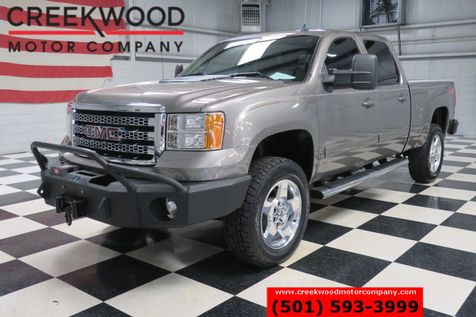 2013 GMC Sierra 2500HD SLT 4x4 Diesel 1 Owner Roof Chrome 20s Winch CLEAN in Searcy, AR
