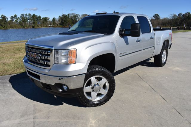2013 GMC Sierra 2500HD SLE Walker, Louisiana 5