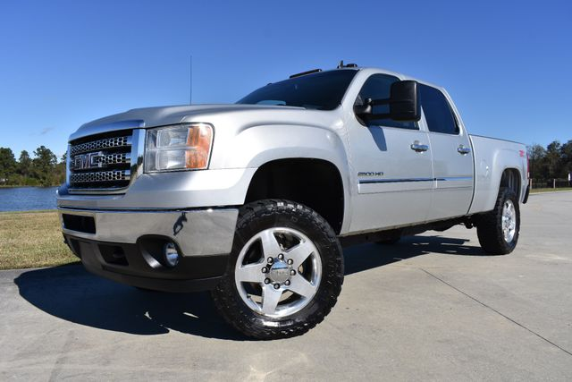 2013 GMC Sierra 2500HD SLE Walker, Louisiana 4