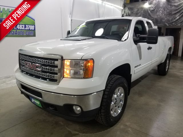 2013 GMC Sierra 3500HD SLE 8ft box 2WD in Dickinson, ND 58601