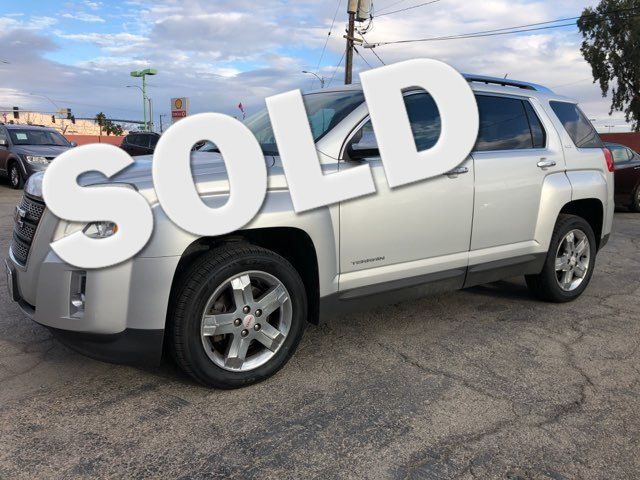 2013 GMC Terrain SLT CAR PROS AUTO CENTER (702) 405-9905 Las Vegas, Nevada