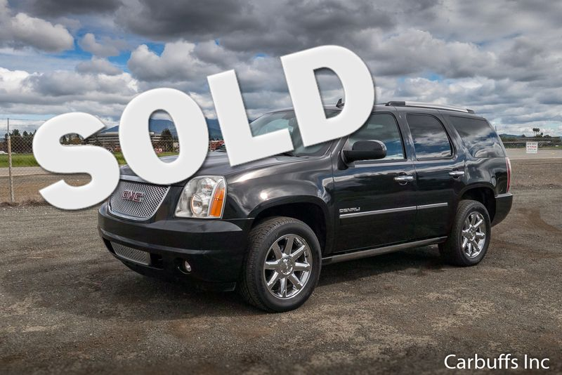 2013 GMC Yukon Denali  | Concord, CA | Carbuffs