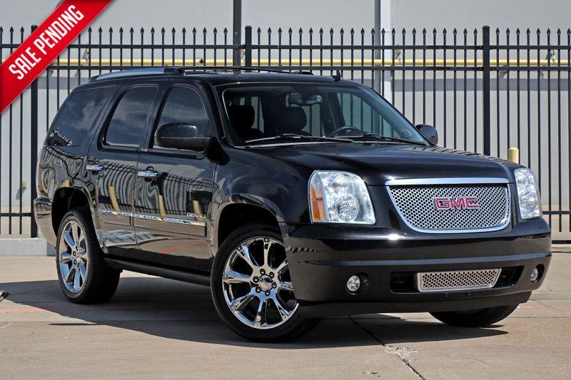 2013 GMC Yukon Denali Nav*BU Cam*Sunroof*DVD*AWD* | Plano, TX | Carrick's Autos in Plano TX