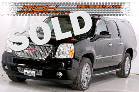 2013 GMC Yukon XL Denali - 6.2L - AWD - NAV - BOSE - DVD - SUNROOF in Los Angeles