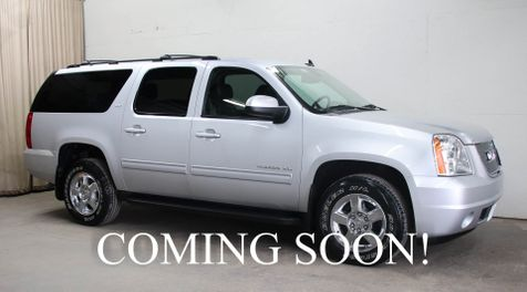 2013 GMC Yukon XL SLT 4x4 SUV w/8-Passenger Seating, Backup Cam, Heated Seats, Remote Start and Bose Audio in Eau Claire