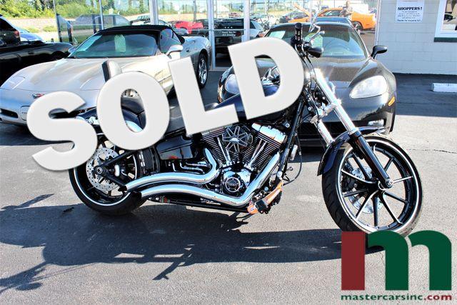2013 Harley-Davidson Breakout    Granite City, Illinois   MasterCars Company Inc. in Granite City Illinois