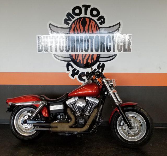 2013 Harley-Davidson Dyna® Fat Bob®