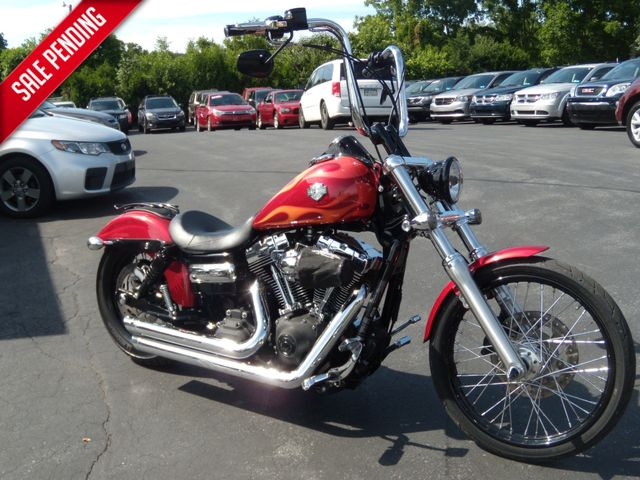 2013 Harley-Davidson Dyna® Wide Glide®