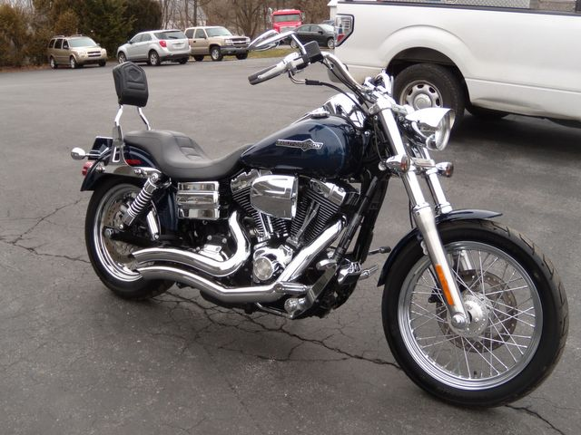 2013 Harley-Davidson Dyna® Super Glide® Custom