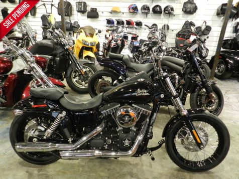 2013 Harley-Davidson Dyna Street Bob FXDB A BEAUTY! LOW MILES + **30 DAY WARRANTY! in Hollywood, Florida