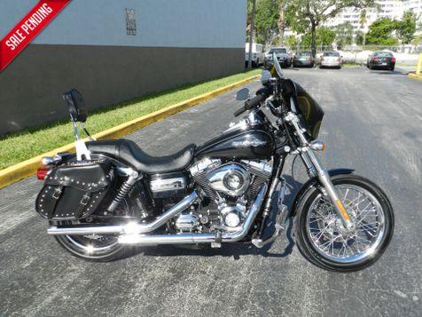 2013 Harley-Davidson Dyna Super Glide Custom in Hollywood, Florida