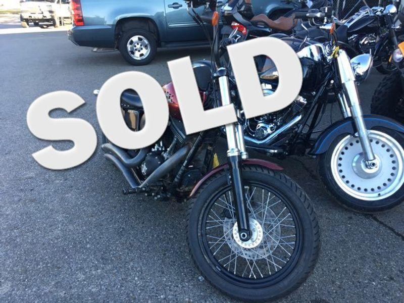 2013 Harley-Davidson Dyna® Street Bob® - John Gibson Auto Sales Hot Springs in Hot Springs Arkansas