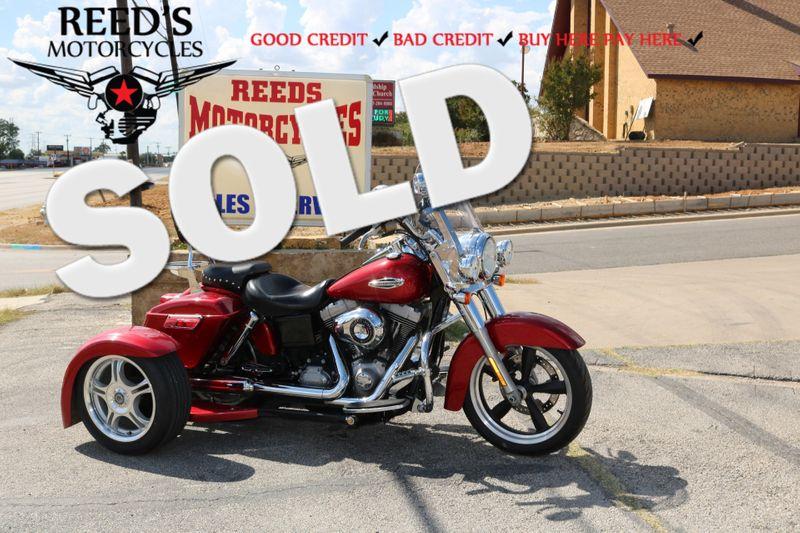 2013 Harley Davidson Dyna Switchback/Trike   Hurst, Texas   Reed's Motorcycles in Hurst Texas