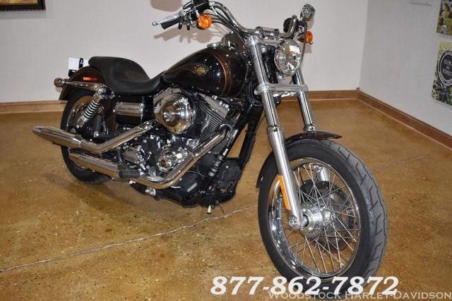 2013 Harley-Davidson DYNA SUPER GLIDE CUSTOM FXDC ANNIVERSARY SUPER GLIDE CUSTOM