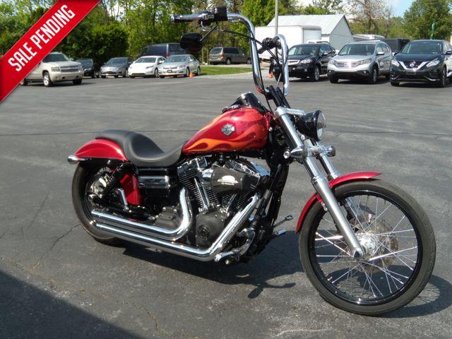 2013 Harley-Davidson Dyna® Wide Glide Wide Glide® in Ephrata, PA 17522