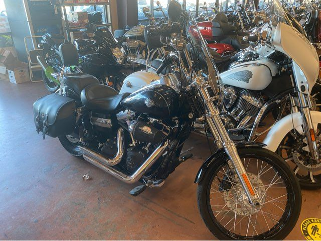 2013 Harley-Davidson Dyna Wide Glide FXDWG - John Gibson Auto Sales Hot Springs in Hot Springs Arkansas