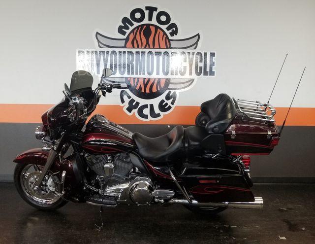 2013 Harley-Davidson Electra Glide® CVO™ Ultra Classic® in Arlington, Texas 76010