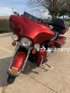 2013 Harley-Davidson ELECTRA GLIDE ULTRA CLASSIC FLHTCU ULTRA CLASSIC in Chicago, Illinois 60555