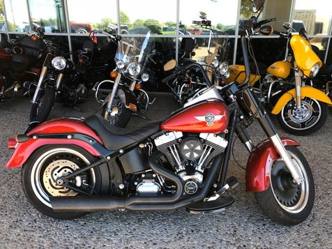 2013 Harley-Davidson Fat Boy Lo  in , TX