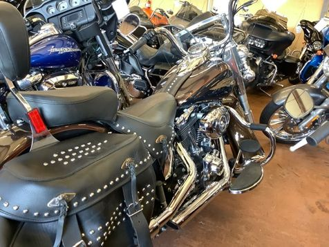 2013 Harley-Davidson FLSTC-ANV Heritage Softail   - John Gibson Auto Sales Hot Springs in Hot Springs, Arkansas