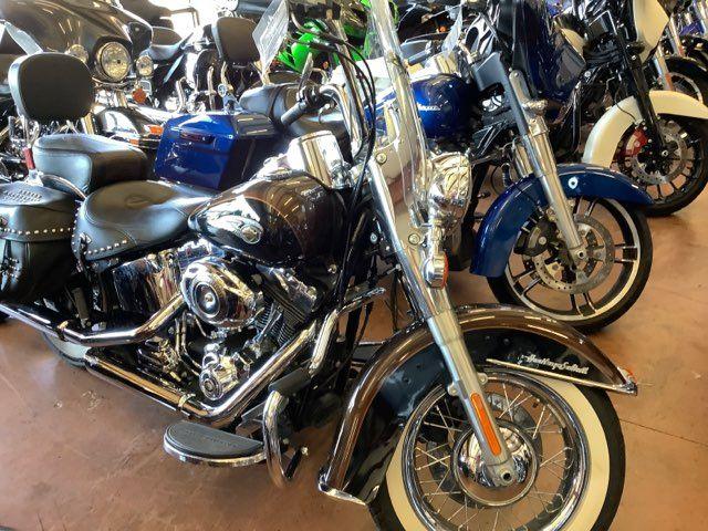 2013 Harley-Davidson FLSTC-ANV Heritage Softail   - John Gibson Auto Sales Hot Springs in Hot Springs Arkansas