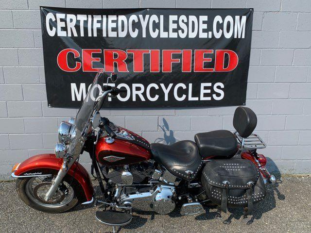 2013 Harley-Davidson FLSTC Heritage Softail Classic in Bear, DE 19701