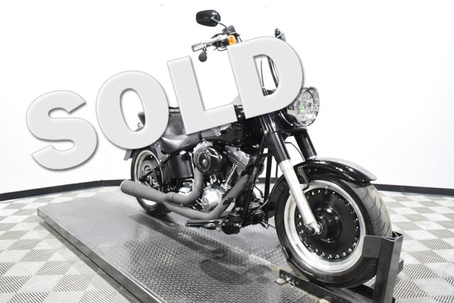 2013 Harley-Davidson FLSTFB - Fat Boy® Lo