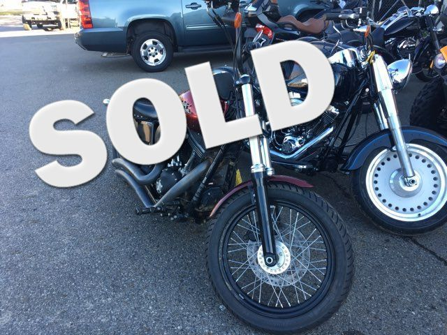 2013 Harley-Davidson FXDB Dyna Street Bob Street Bob® | Little Rock, AR | Great American Auto, LLC in Little Rock AR AR