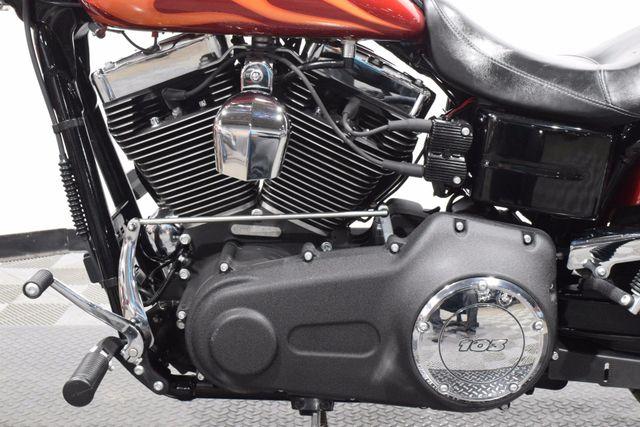 2013 Harley-Davidson FXDWG - Dyna Wide Glide in Carrollton TX, 75006