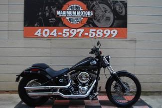 2013 Harley Davidson FXS Blackline Jackson, Georgia