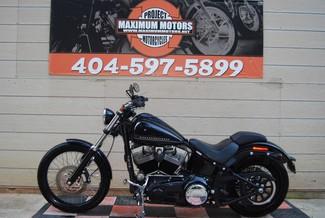 2013 Harley Davidson FXS Blackline Jackson, Georgia 7