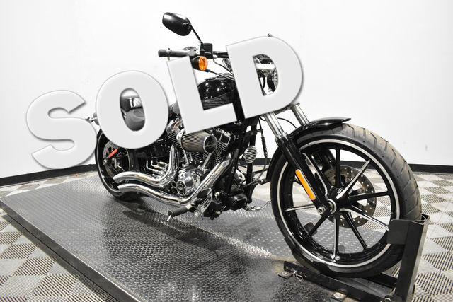 2013 Harley-Davidson FXSB - Softail® Breakout®