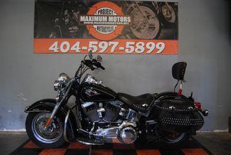 2013 Harley-Davidson Heritage Softail Classic FLSTC Jackson, Georgia 14