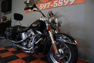 2013 Harley-Davidson Heritage Softail Classic FLSTC Jackson, Georgia 2