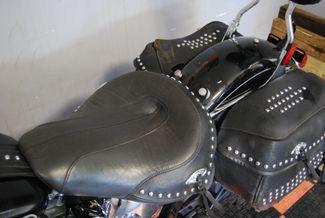 2013 Harley-Davidson Heritage Softail Classic FLSTC Jackson, Georgia 20
