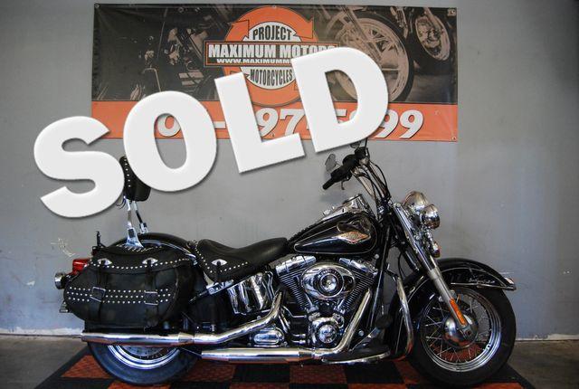 2013 Harley-Davidson Heritage Softail Classic FLSTC Jackson, Georgia