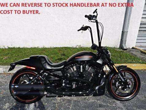 2013 Harley-Davidson V-Rod Night Rod® Special VRSCDX  VRSCDX Nightrod in Hollywood, Florida