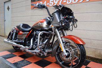2013 Harley-Davidson Road Glide CVO Custom Jackson, Georgia 2