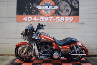 2013 Harley-Davidson Road Glide CVO Custom Jackson, Georgia 9