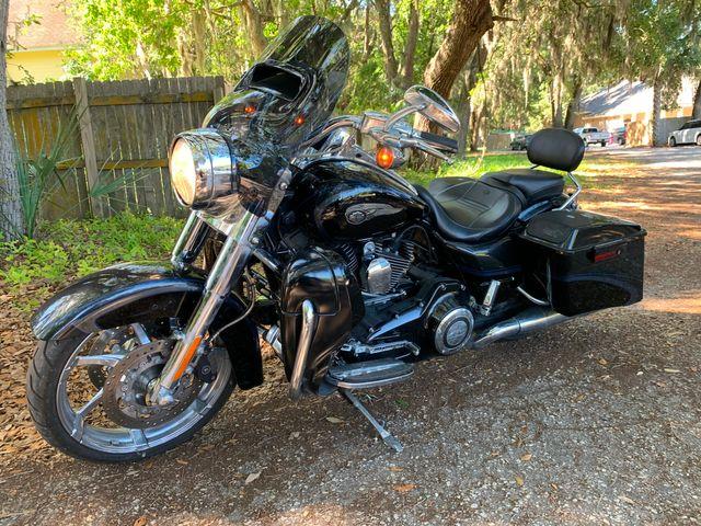 2013 Harley Davidson ROAD KING CVO SCREAMIN' EAGLE in Amelia Island, FL 32034