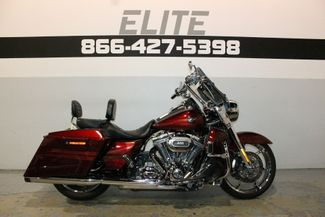 2013 Harley Davidson Road King CVO in Boynton Beach, FL 33426