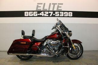 2013 Harley Davidson Road King CVO in Boynton Beach, FL 33426