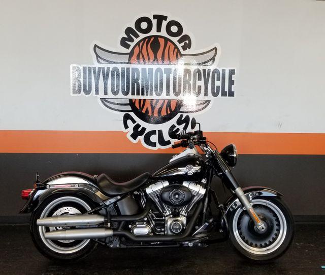 2013 Harley-Davidson Softail® Fat Boy® Lo