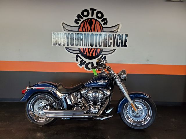 2013 Harley-Davidson Softail® Fat Boy® in Fort Worth , Texas 76111