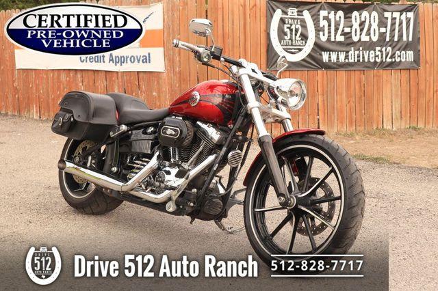 2013 Harley-Davidson Softail® Breakout®