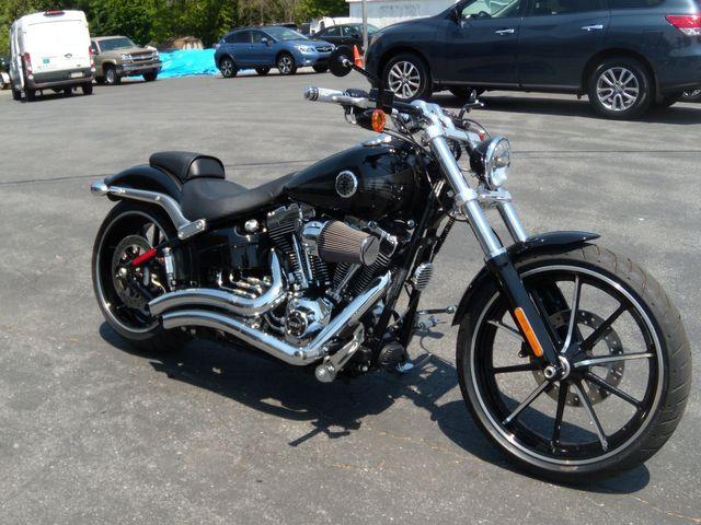 2013 Harley-Davidson Softail Breakout FXSB